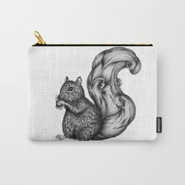 Nuts for a Friend Carry-All Pouch