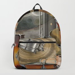 Percussion Instruments Backpack