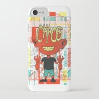 chaos iPhone & iPod Cases featuring Chaos by Tshirt-Factory