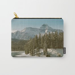 River Along Jasper National Park Carry-All Pouch