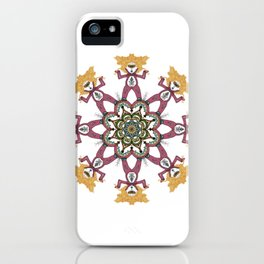 can't tell me nothin' iPhone Case