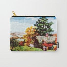 Tardis Farms Time Autumn Carry-All Pouch
