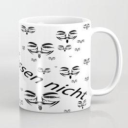 Wir vergessen nicht  (A7 B0108) Coffee Mug