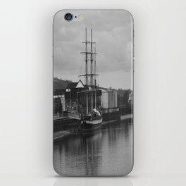 Famine Ship Dunbrody iPhone Skin