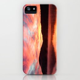 Angels in the Morning: Sunrise iPhone Case