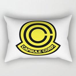 Capsule Corp. Rectangular Pillow