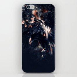 NIGHT HUNTER iPhone Skin