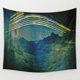 once upon… the sun Wall Tapestry