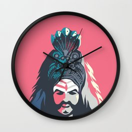 The King of Kings Wall Clock