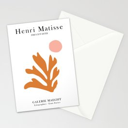 Henri Matisse Print - The Cut Outs Stationery Cards