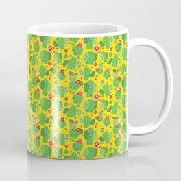 Cactus Me Outside (Yellow) Coffee Mug