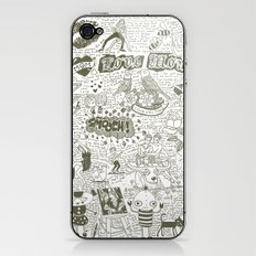 Love Stories iPhone & iPod Skin