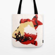 Gold Fish 1 Tote Bag