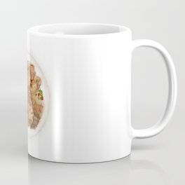 Watercolor Illustration of Chinese Cuisine - Xiangxi Sour Fish | 湘西醋鱼 Coffee Mug