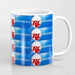 R C Royal Crown Cola Coffee Mug
