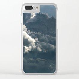 Plume II Clear iPhone Case