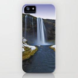 Seljalandsfoss iPhone Case