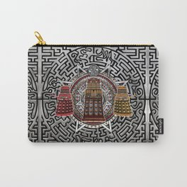 Aztec Dalek Tardis doctor who iPhone 4 4s 5 5c 6, pillow case, mugs and tshirt Carry-All Pouch