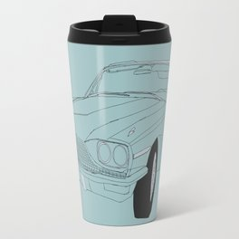 1966 Ford Thunderbird Travel Mug