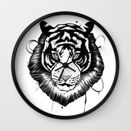 tigerjonz Wall Clock