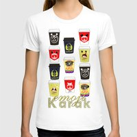 emoji T-shirts featuring Karak emoji by glance_qtr