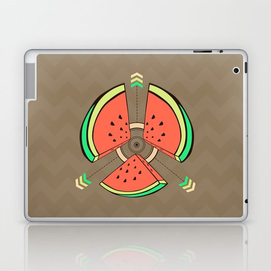 take a piece for peace Laptop & iPad Skin