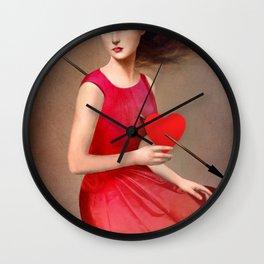The Heartache Wall Clock