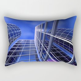 citylines -2- Rectangular Pillow