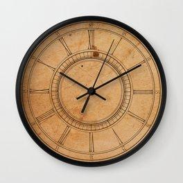 Old Clock Wall Clock