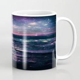 Mystic Waters Mermaid Gradient Coffee Mug
