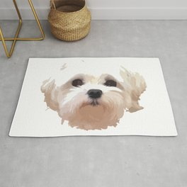 Cute Dog Rug