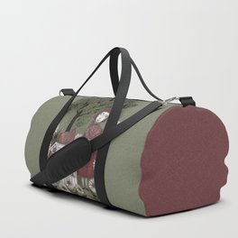 Grandmother's Chicken House  Duffle Bag