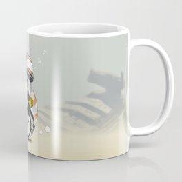 CAT INSIDE DROID Coffee Mug