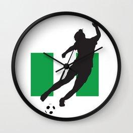 Nigeria - WWC Wall Clock