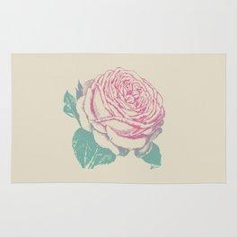 rosa rosae rosarum Rug