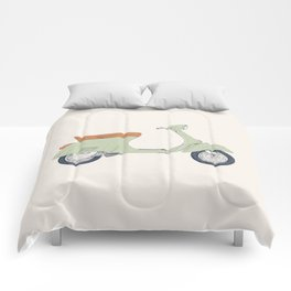 Italian Moto Comforters