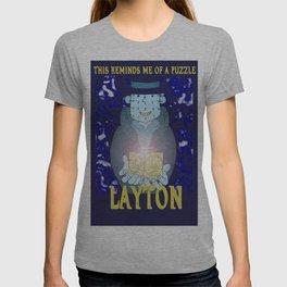 Layton Raiser T-shirt