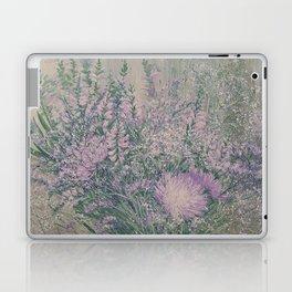 PURPLE BOUQUET Laptop & iPad Skin
