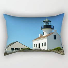 Cabrillo Lighthouse  Rectangular Pillow