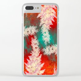 Abstract fantasy 88 Clear iPhone Case