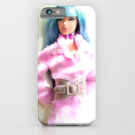 Lavender Lovely iPhone Case