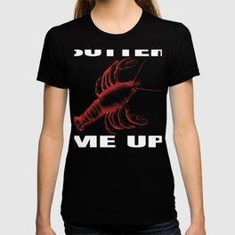 Vintage Lobster product design T-shirt