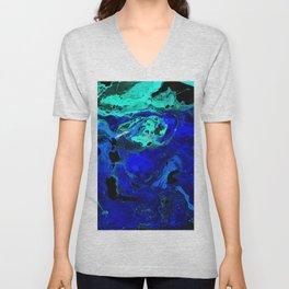 Neptune's Atlas Unisex V-Neck