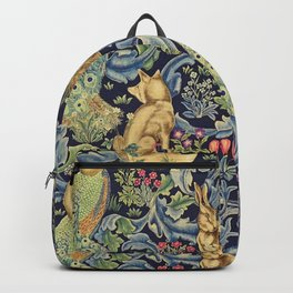 "William Morris ""Forest"" 1. Backpack"