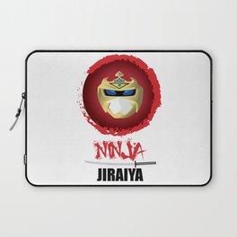 Jiraiya, The Incredible Ninja Laptop Sleeve