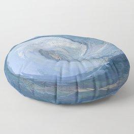 397 - Abstract Colour Design Floor Pillow