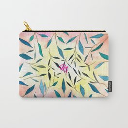 Ordinary Leaf (ombre) Carry-All Pouch