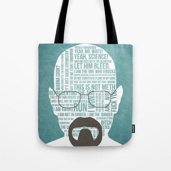 Walter White said Tote Bag