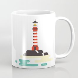 Home is where the light is Coffee Mug