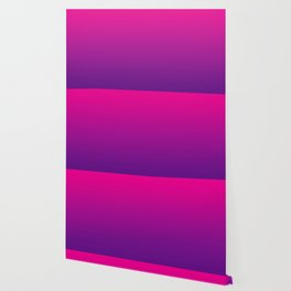Neon Pink Purple Ultra Violet Pattern Wallpaper